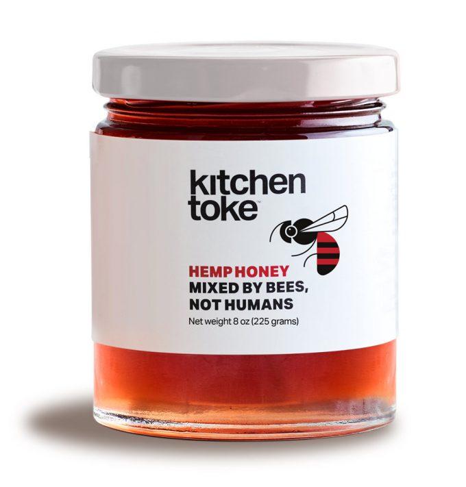 Kitchen Toke Hemp Honey